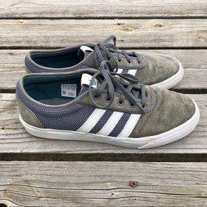 Adidas Original Campus Sneakers Gray Sz 9